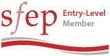 SfEP badge - Entry level member